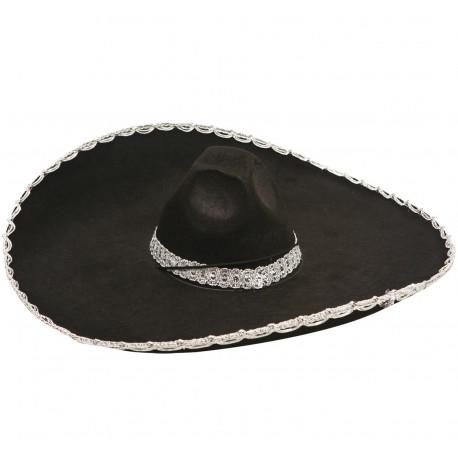 Sombrero de Mariachi Mexicano para Adulto
