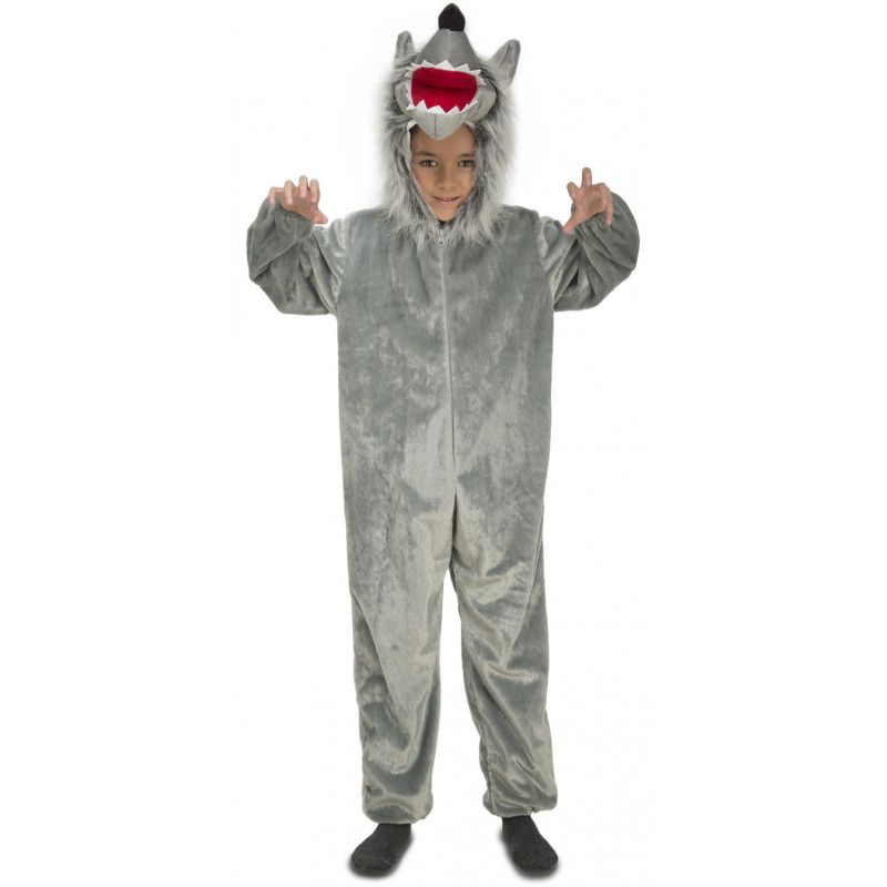 Disfraz de lobo feroz para ni o comprar online for Disfraz de lobo feroz
