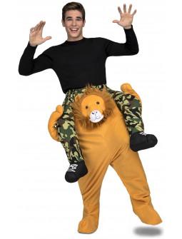 Disfraz de León a Hombros para Adulto