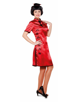Disfraz de China Oriental para Mujer