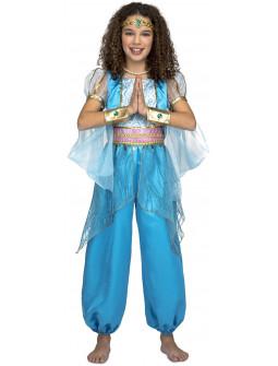Disfraz de Shine Azul para Niña