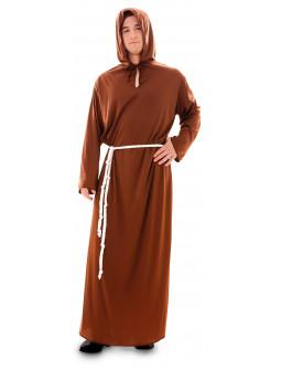 Disfraz de Monje Medieval para Adulto
