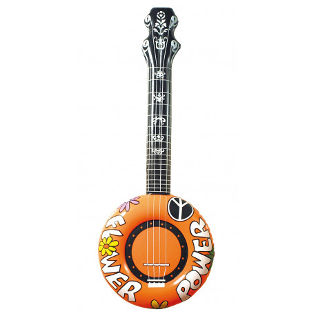 Banjo Hippie Hinchable
