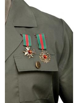 Medalla Militar con Forma de Cruz