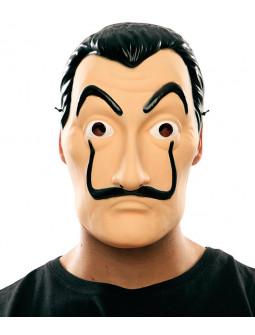 Máscara de Dalí La Casa de Papel