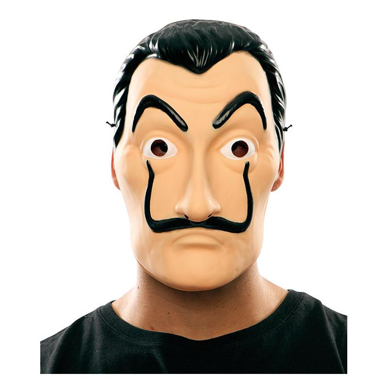 c682f3ca94 Máscara de Dalí de La Casa de Papel