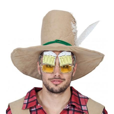 Gafas de Jarra de Cerveza