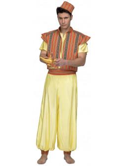 Disfraz de Aladdín Árabe para Hombre