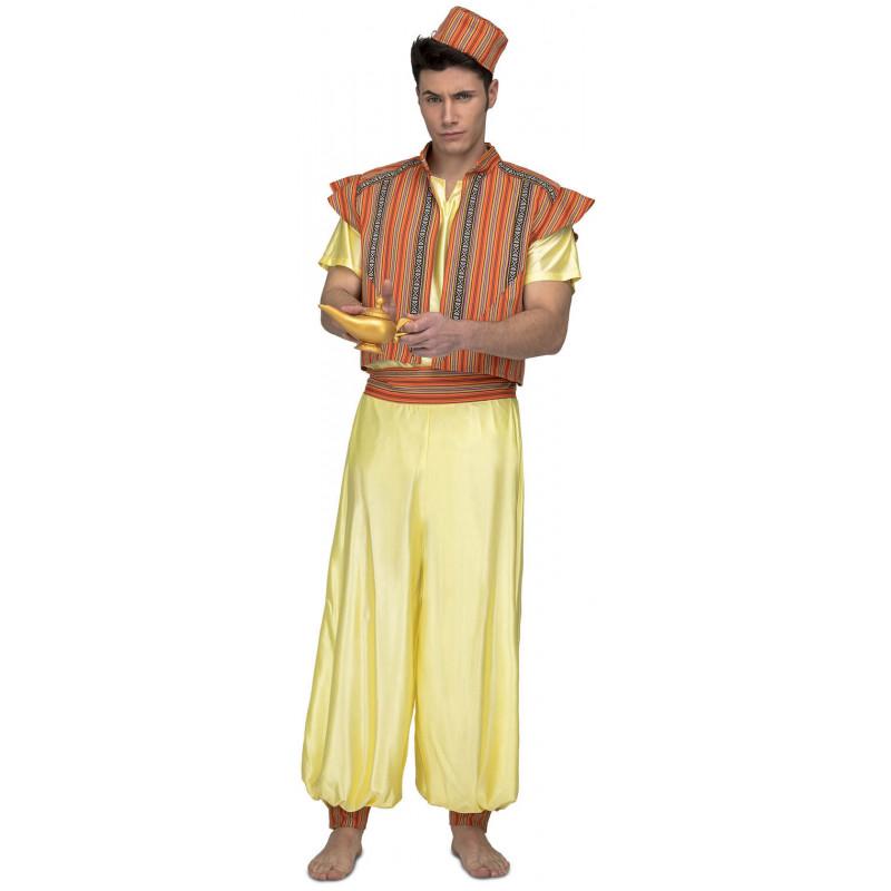 8b23f18f1 Disfraz de Aladdín Árabe para Hombre | Comprar Online