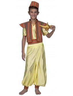 Disfraz de Aladdín Árabe para Niño