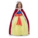 Capa Roja de Princesa Infantil