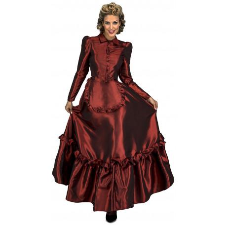 Disfraz de Dama del Oeste para Mujer