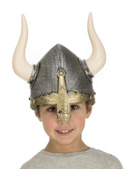 Casco Vikingo Infantil