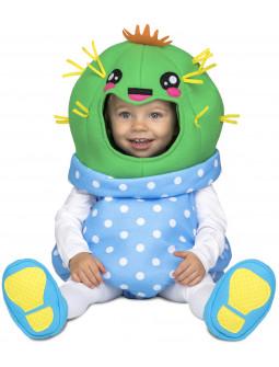 Disfraz de Cactus Divertido para Bebé