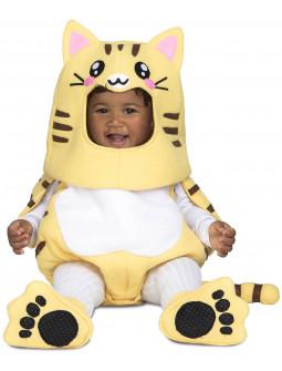 Disfraz de Gato Divertido para Bebé