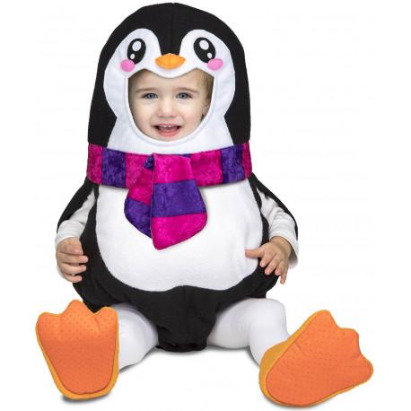 Disfraz de Pingüino Divertido para Bebé