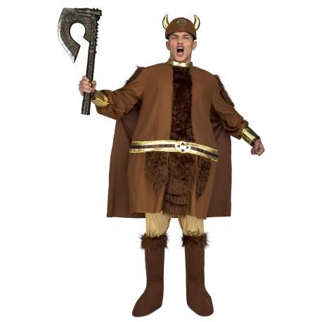 Disfraz de Vikingo Gordinflón para Hombre