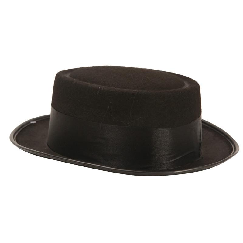 1926fafeb86a4 Sombrero Negro de Heisenberg de Breaking Bad