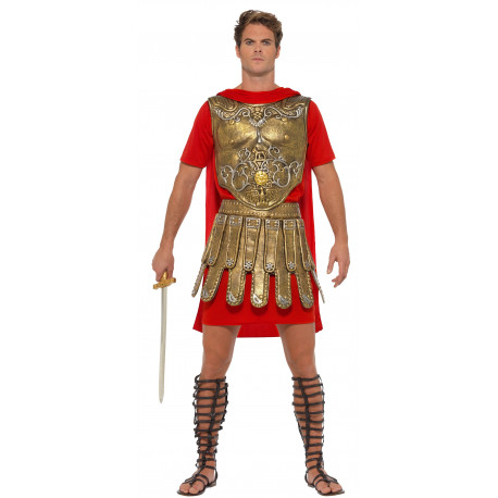 Disfraz de Gladiador con Armadura para Hombre