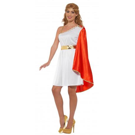 Disfraz de Dama Romana para Adulto