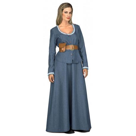 Disfraz de Dolores de Westworld para Mujer