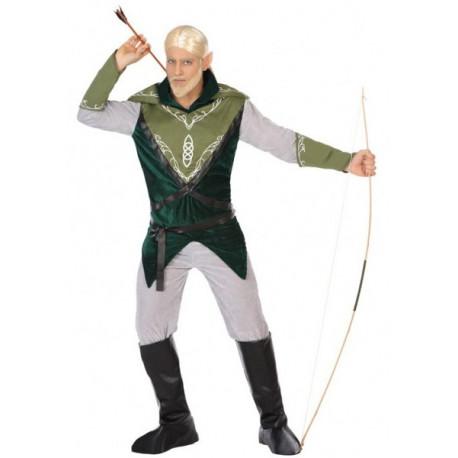 Disfraz de Elfo del Señor de los Anillos para Hombre