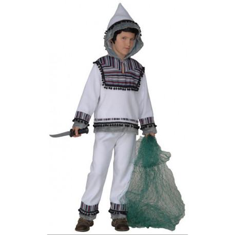 Disfraz de Niño Esquimal