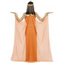 Disfraz de Reina de Egipto Naranja para Mujer