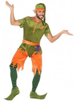 Disfraz de Duende del Bosque para Hombre