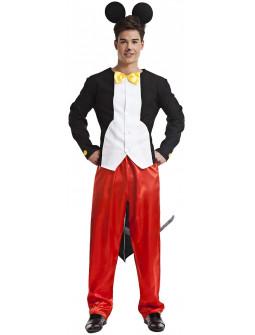Disfraz de Mickey Mouse para Hombre