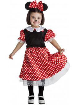 Disfraz de Minnie Mouse Infantil