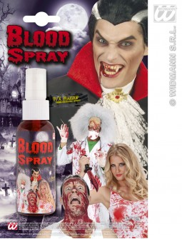 Spray de sangre - Blood -