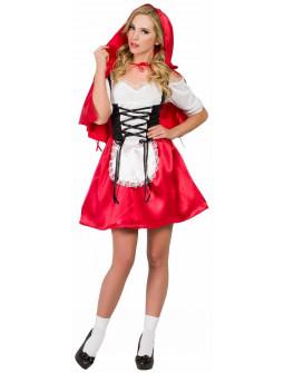 Disfraz de Caperucita Roja para Adulto