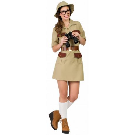 Disfraz de Exploradora Aventurera para Mujer