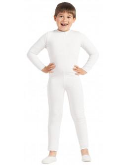 Malla Blanca de Cuerpo Entero Infantil