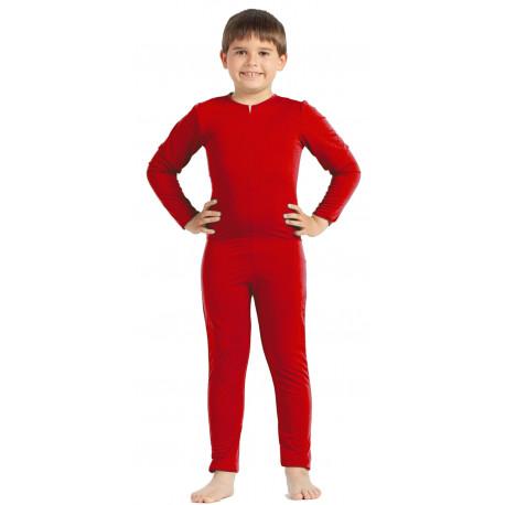 Malla Roja de Cuerpo Entero Infantil