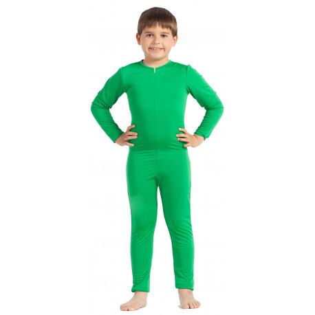 Malla Verde de Cuerpo Entero Infantil