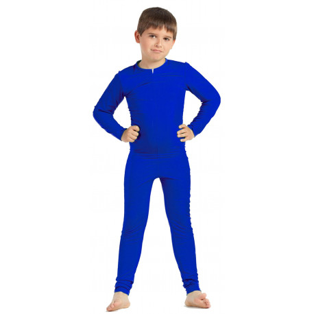 Malla Azul de Cuerpo Entero Infantil