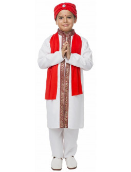 Disfraz de Hindú Bollywood para Niño