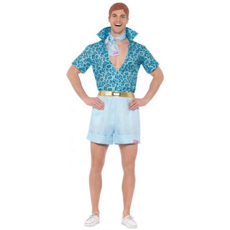 Disfraz de Ken Barbie para Hombre