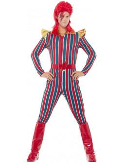 Disfraz de David Bowie para Hombre