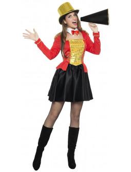 Disfraz de Presentadora de Circo para Mujer