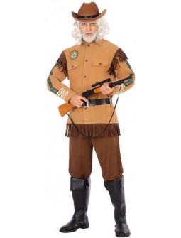 Disfraz de Explorador Americano para Hombre