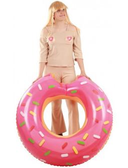 Disfraz de Cómeme el Donut para Mujer