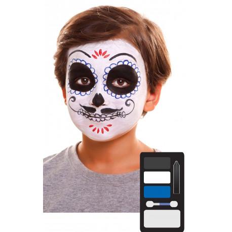 Kit de Maquillaje de Catrin Infantil