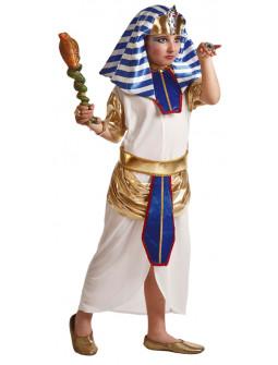 Disfraz de Faraona Egipcia Cleopatra para Niña