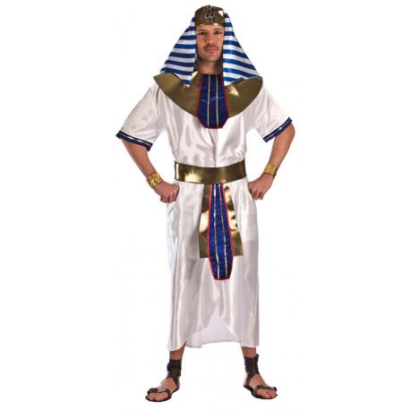 Disfraz de Faraón Egipcio del Nilo para Hombre