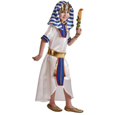 Disfraz de Faraón Egipcio del Nilo para Niño