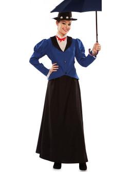 Disfraz de Mary Poppins Niñera Mágica