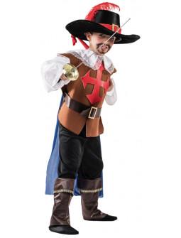 Disfraz de Mosquetero D'Artagnan para Niño